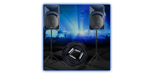 Mackie Active PA Loudspeakers