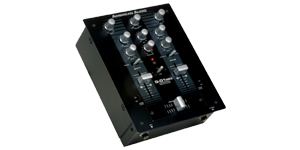 DJ Equipment, Tabletop DJ Mixers