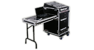 Odyssey DJ Combo Cases & Racks