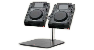 Odyssey Heavy-Duty DJ Gear Stands