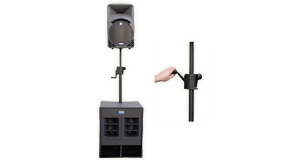 Odyssey Lighting & Speaker Stands