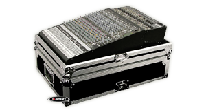 Odyssey Live Sound Mixer Cases