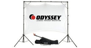 Odyssey Video Screen System