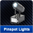Pinspot Lights