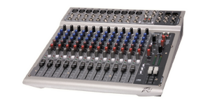 Pro Audio 14-Channel PA Mixers