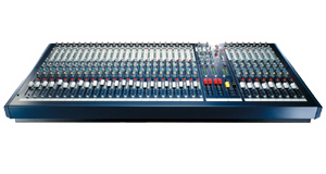 Pro Audio 24-Channel PA Mixers