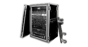 Pro Audio Rack Cases