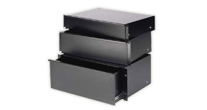 Pro Audio Rack Drawers & Shelves