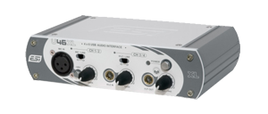 Pro Audio USB Audio Interfaces